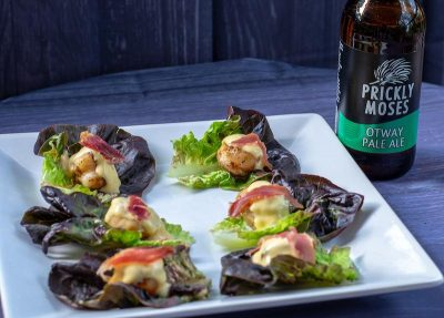 beer and food pairing prickly moses craft beer victoria