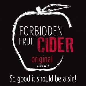 forbidden fruit cider original craft cider
