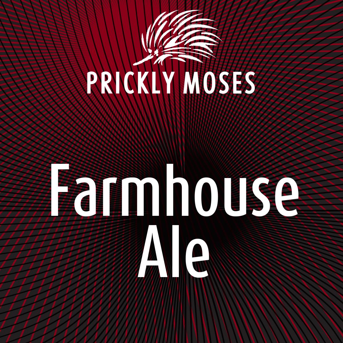farmhouse ale prickly moses