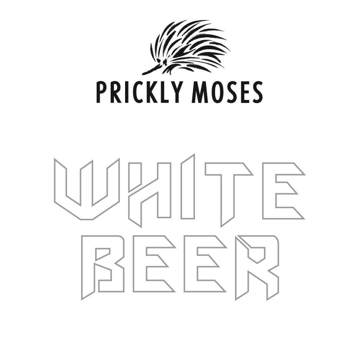 PRICKLY MOSES White Beer