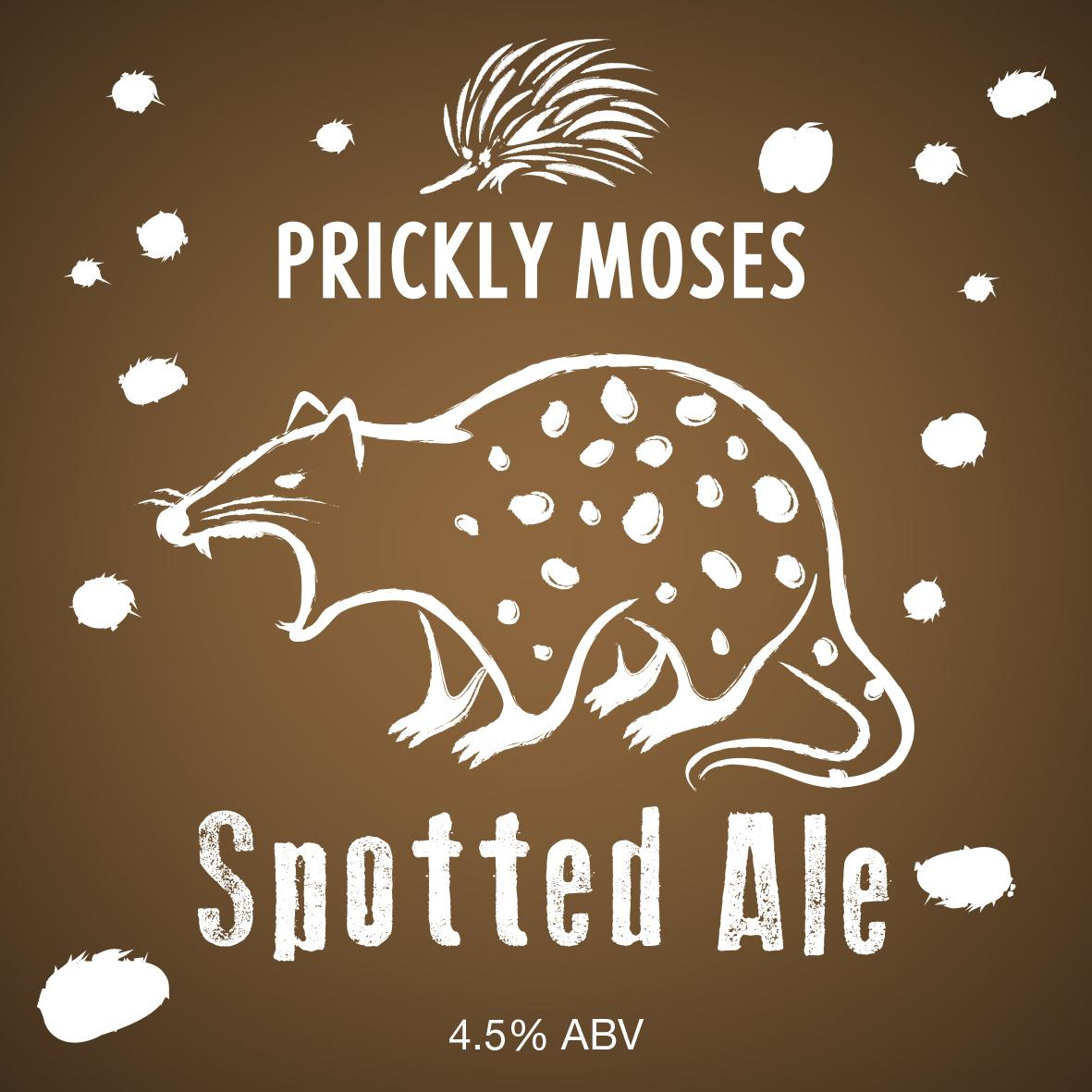 prickly moses spotted ale